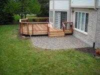Deck & Patio Combinations