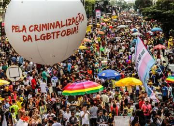 HISTÓRIA LGBT NO BRASIL