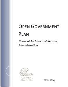 NARA-Open-Gov-Plan