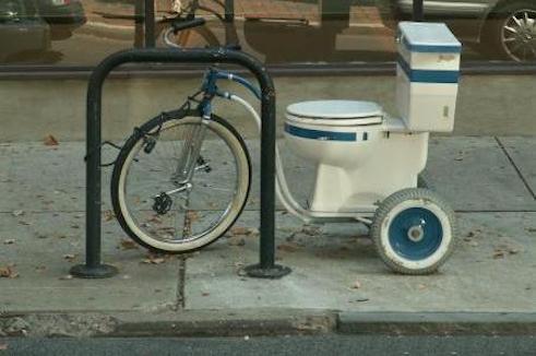 Les toilettes portables de Kim Jong-Un