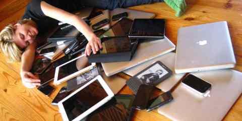 les femmes sont de plus en plus inactives car elles passent de plus en plus de temps sur leurs écrans