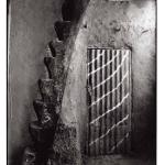 Echelle Dogon, Mali, vues photographiques, photo argentique