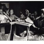 Classe d'Ibrahim, Mali, prise de vue argentique, JP Devals