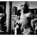 Les danseurs, photo noir et blanc, Jean-Pierre Devals