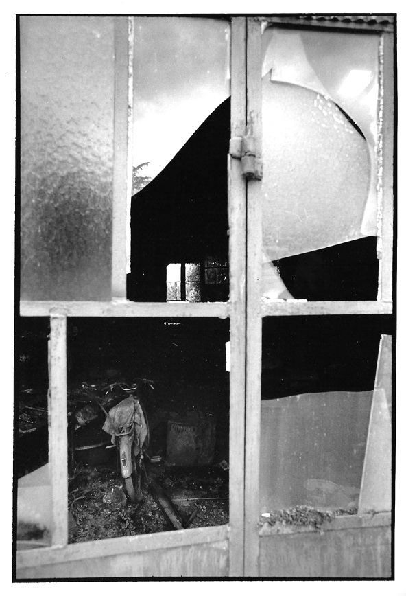 La mob, Aveyron, photo noir et blanc, Jean-Pierre Devals