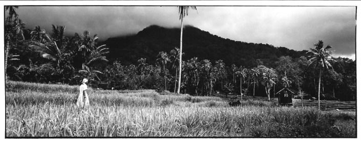 Avant l'orage 2, Indonésie, noir et blanc argentique, Jean-Pierre Devals