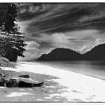 La sieste de Captain, Indonésie, photographies argentiques, Devals
