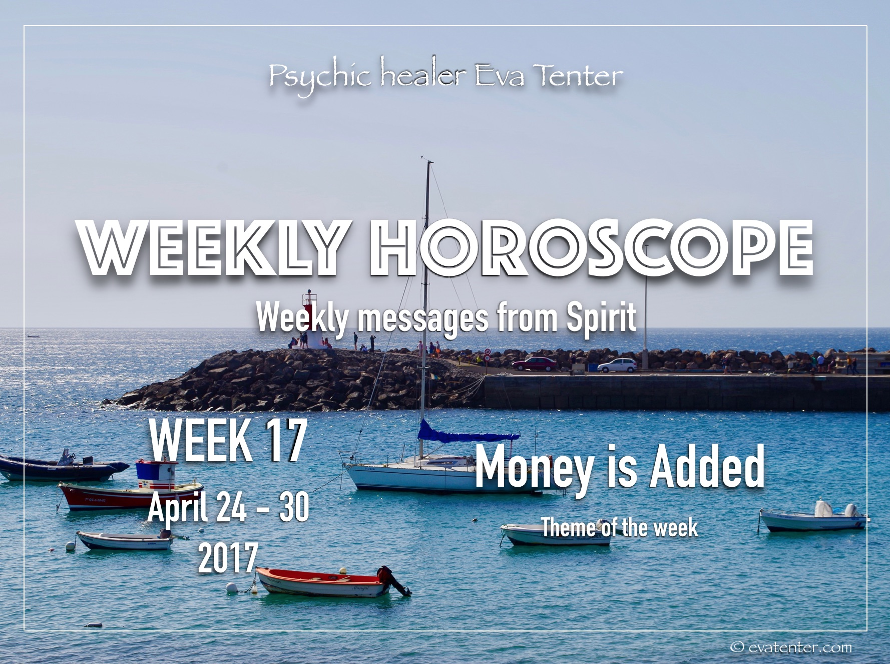 Weekly horoscope April 24-30, 2017 #horoscope