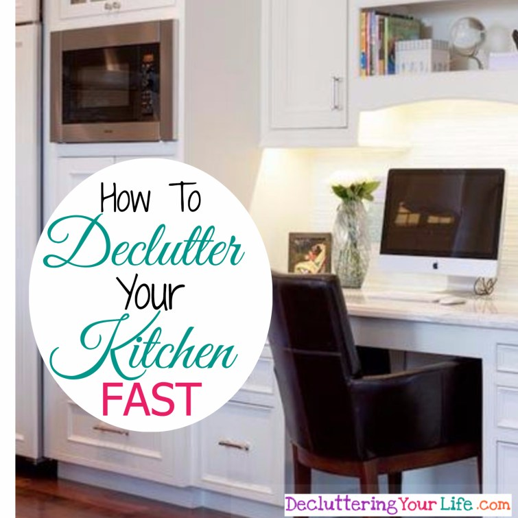 Declutter 15 kitchen items to throw away right now declutter your kitchen fast by purging these 15 items sciox Images