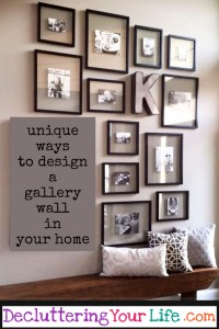 DIY Gallery Wall Ideas - Accent Wall Decorating Ideas To ...