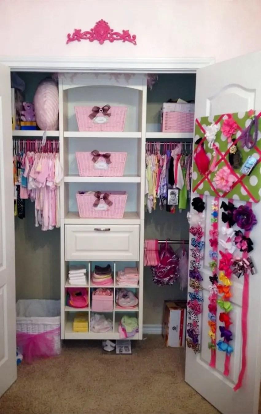Baby Closet Ideas   DIY Nursery Closet Organization And Organizing Ideas