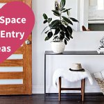 Small Entryways – 19+ Small Foyer Decor Ideas For Tiny Foyers