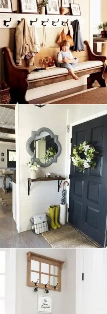 Small Entryways 29 Foyer Decor Ideas For Tiny