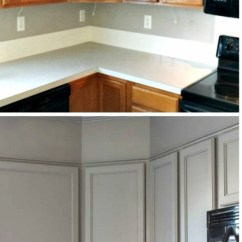 Tiny Kitchen Remodel Pantry Cabinet Freestanding Small Remodels Before And After Pictures To Drool Over Makeovers Kitchens Ideas Kitchenideas