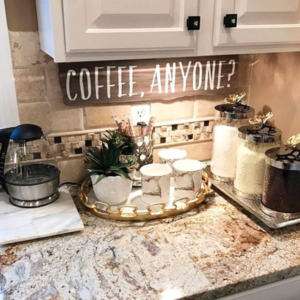coffee bar in kitchen remodel and bathroom bars 30 43 diy area ideas
