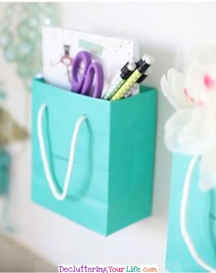 DIY Craft Room Storage Ideas - Craft Room Organizing Ideas #gettingorganized #goals #organizationideasforthehome