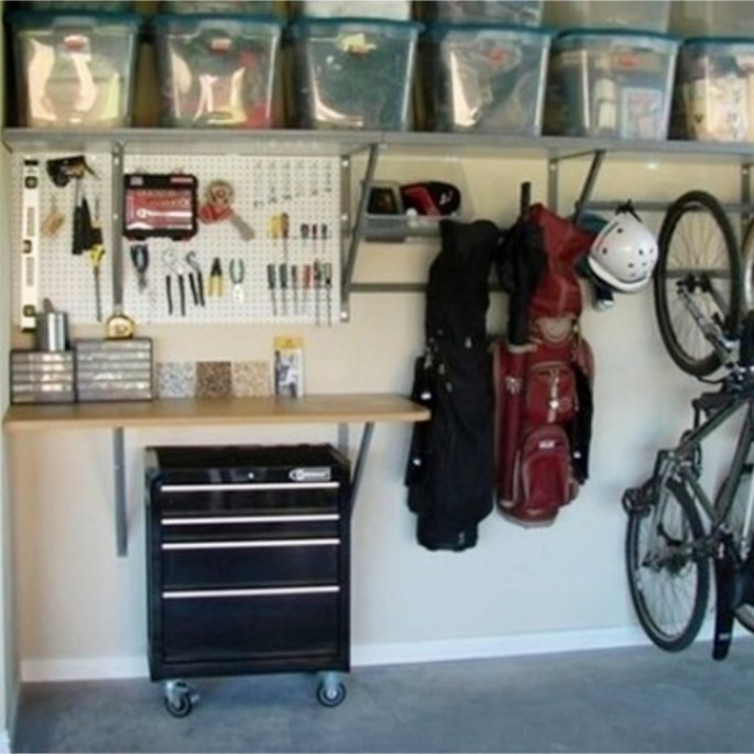idea it your ideas brilliant a you garage projects this organizing jars true can s storage diy decorating color for leftover at mason value space see because paint the is small in from