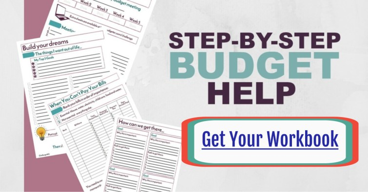budgeting workbook