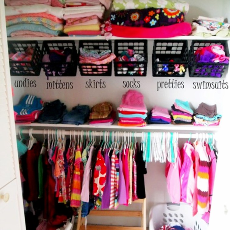 small house storage ideas and hacks - how to organize a small house with no storage #smallhouses #tinyhousestorage #smallspacestorage #diystorage