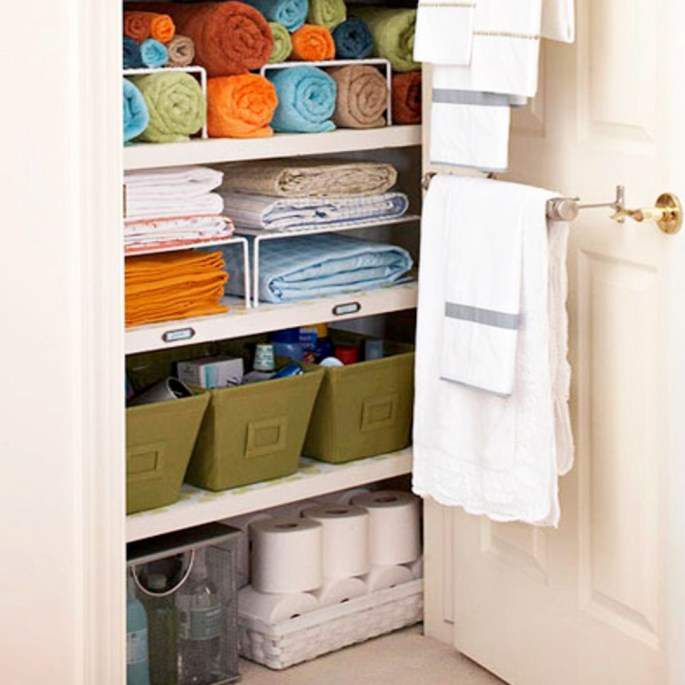 storage hacks how to organize a small house with no