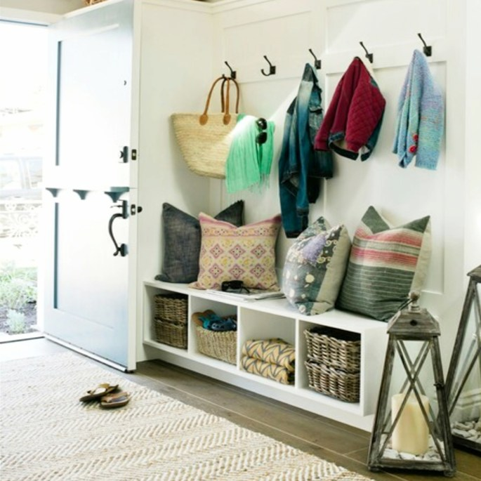 Very Small Foyer Ideas : Small entryways foyer decor ideas for tiny