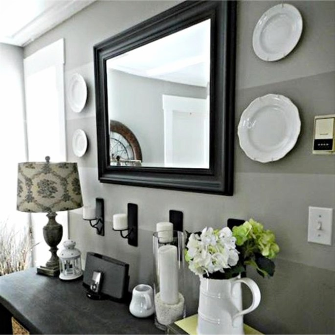 Small Foyer Wall Decor : Small entryways foyer decor ideas for tiny