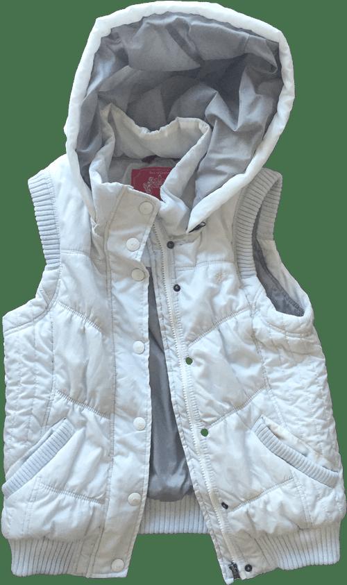 Esprit-white-puffer-vest
