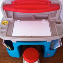 Little Tikes Classic Table And Chairs Chaise Lounge Chair Cover Towel Craigslist Craigslistdad