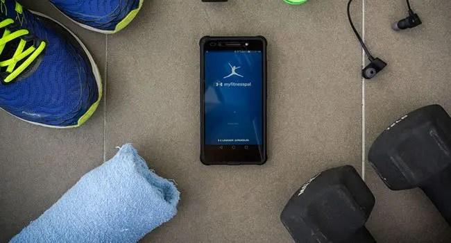 MyFitnessPal calorie tacking app