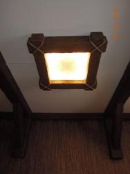 Светильник квадрат (3)