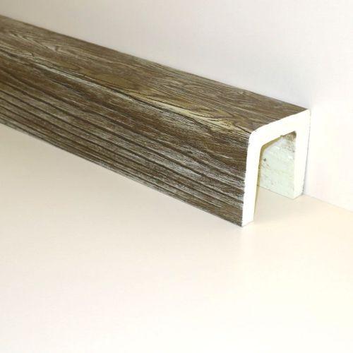 Декоративная балка Кантри 120х120 Классика - 1.2 метра, Береза