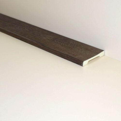 Декоративная доска Кантри 120х20 Классика - 1.5 метра, Белый