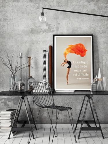 La Critique Est Facile Mais L Art Est Difficile : critique, facile, difficile, Citation, Motivation, Critique, Aisée, L'art, Difficile