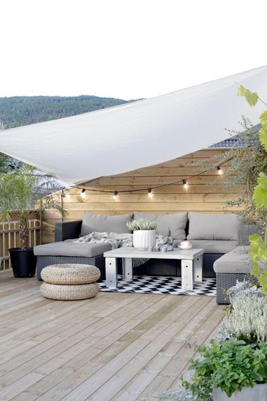 Simulateur Terrasse 3d Gratuit : simulateur, terrasse, gratuit, Aménagements, Terrasse, Déco, Charmante