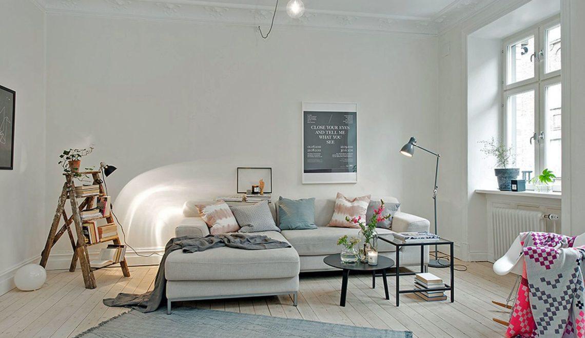 Salon Deco Scandinave
