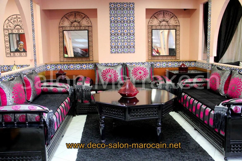 Superieur Salon Marocain Moderne De Luxe Top Modles Salon Marocain