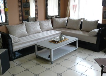 Awesome Sofa Marocain Richbond Images - House Interior ...