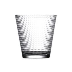 gobelet verre or