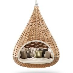 Hanging Hammock Lounge Chair Massage Desk Sitzkorb Nestrest Von Dedon Auf Deco.de