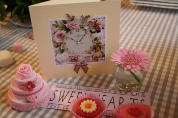 Scrapbooking Fabriquer Une Carte De Saint Valentin