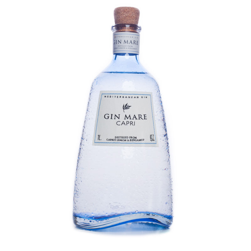 Ginebra Premium, Gin Mare Capri
