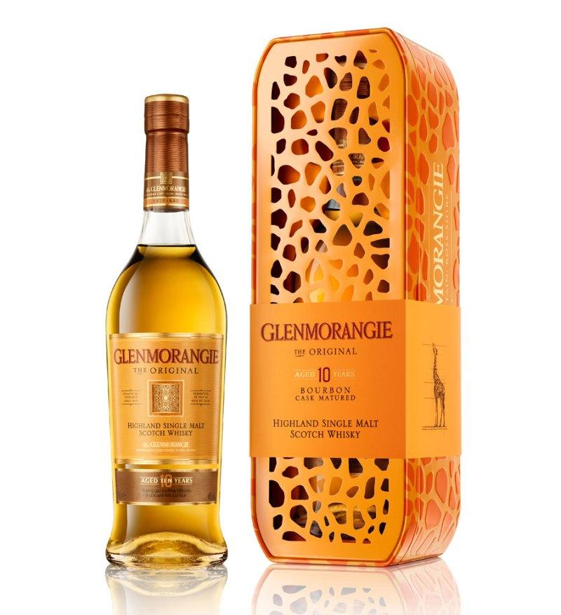 Edición especial del whisky Glenmorangie