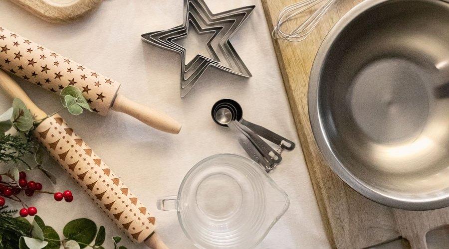 Cocinar con niños: moldes y accesorios de repostería
