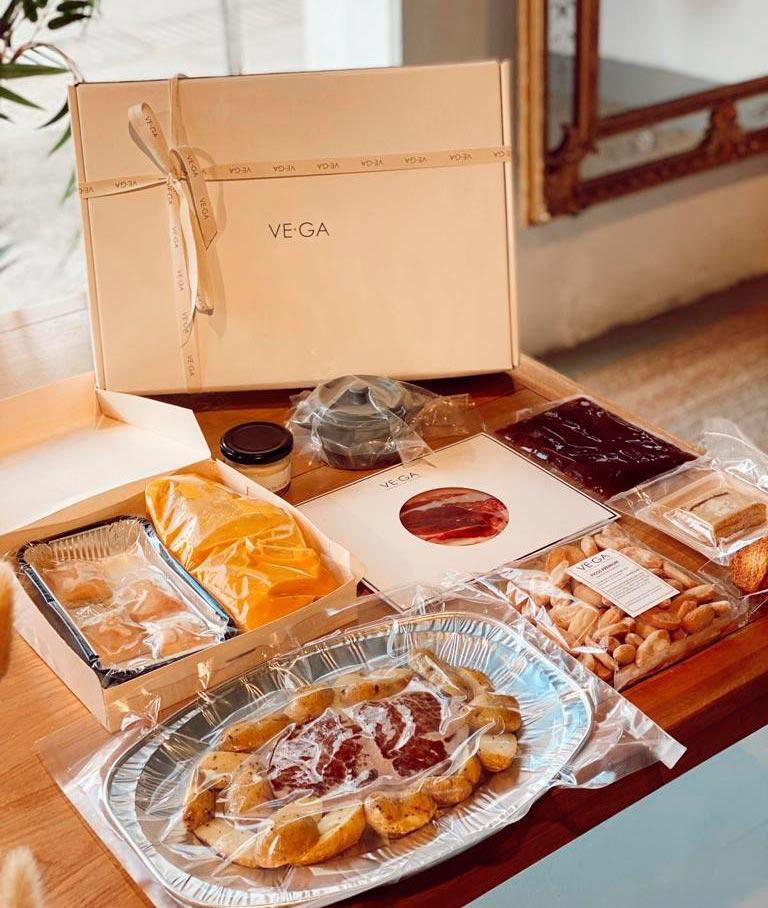 Caterings a domicilio: Ve-Ga