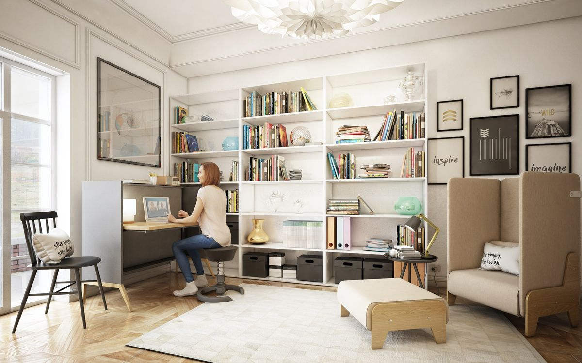 Mikomax Smart Office biurko NEST