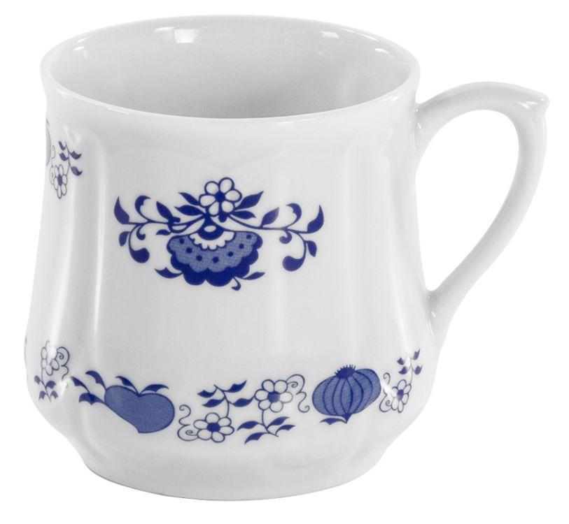 Kubek Śląski, porcelana