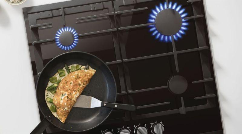 Płyty gazowe z unikatową technologią FlameSelect