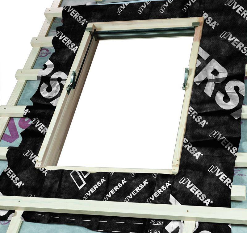 Zasady montażu okien dachowych