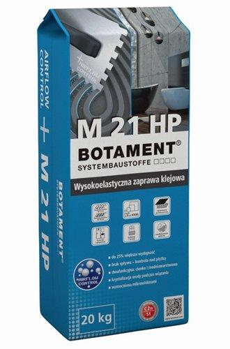 Wysokoelastyczna zaprawa klejowa M 21 HP marki Botament