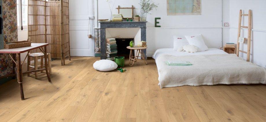 Podłoga drewniana Quick-Step